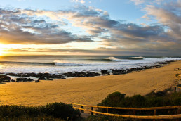Fantasy Surfer JBay Picks - JBay Surf View