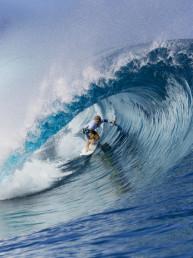 Fantasy Surfer Tahiti - Ace Buchan