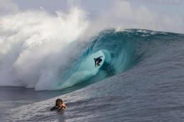 Fantasy Surfer Tahiti - Kelly Slater
