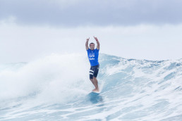 Julian Wilson 2017 Billabong Tahiti Pro Champion