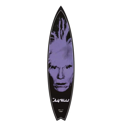 Andy Warhol Surfboards