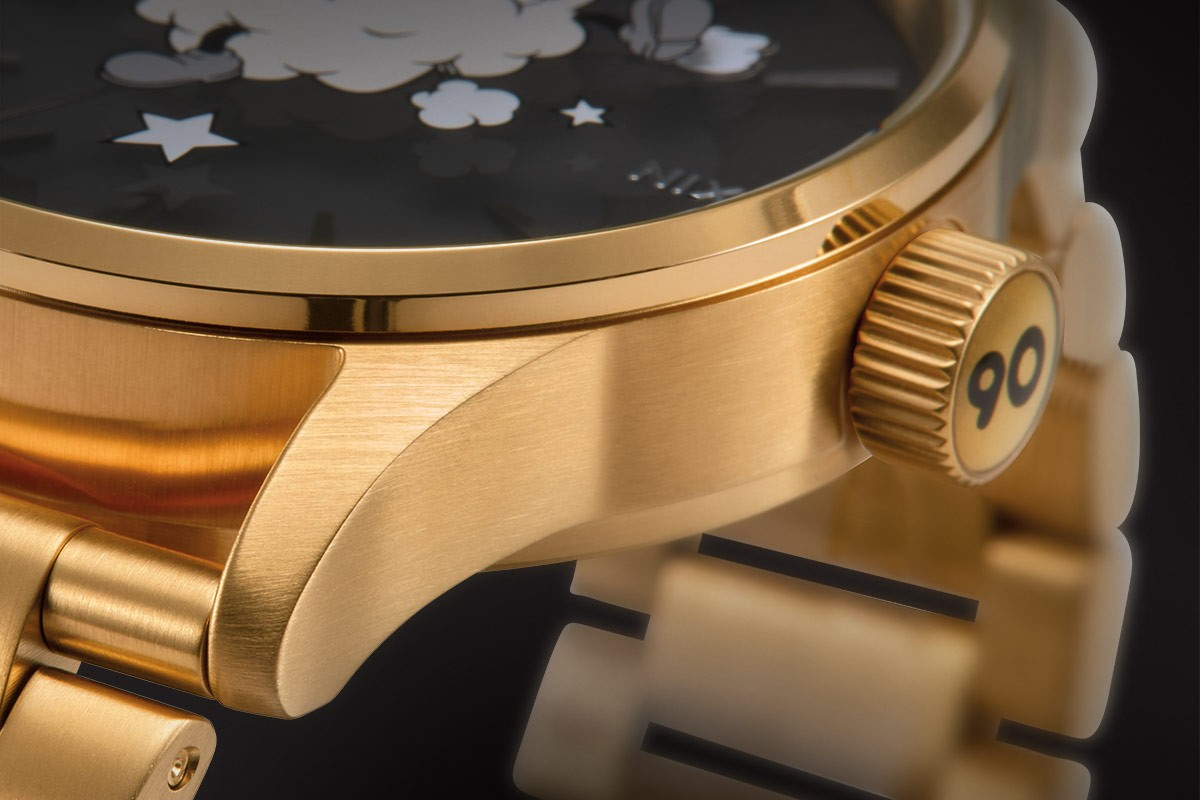 Nixon and Mickey Mouse Collaboration