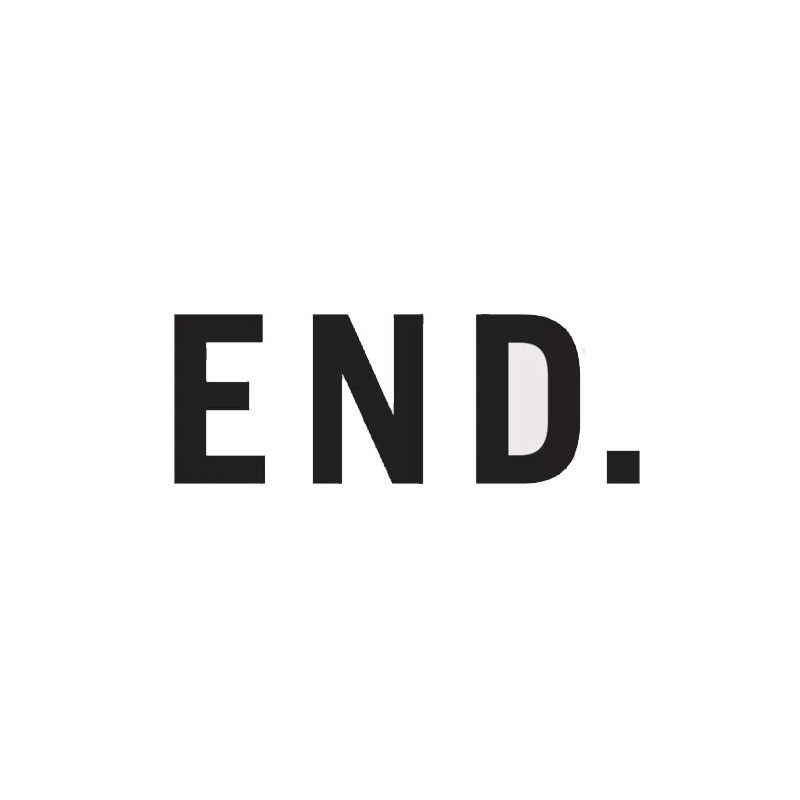 End Clothing Logo