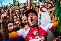 Gabriel Medina, World Champ of Instagram