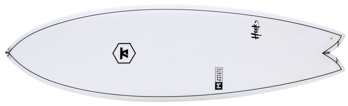 Global Surf Industries 7S Hook Surfboard Review