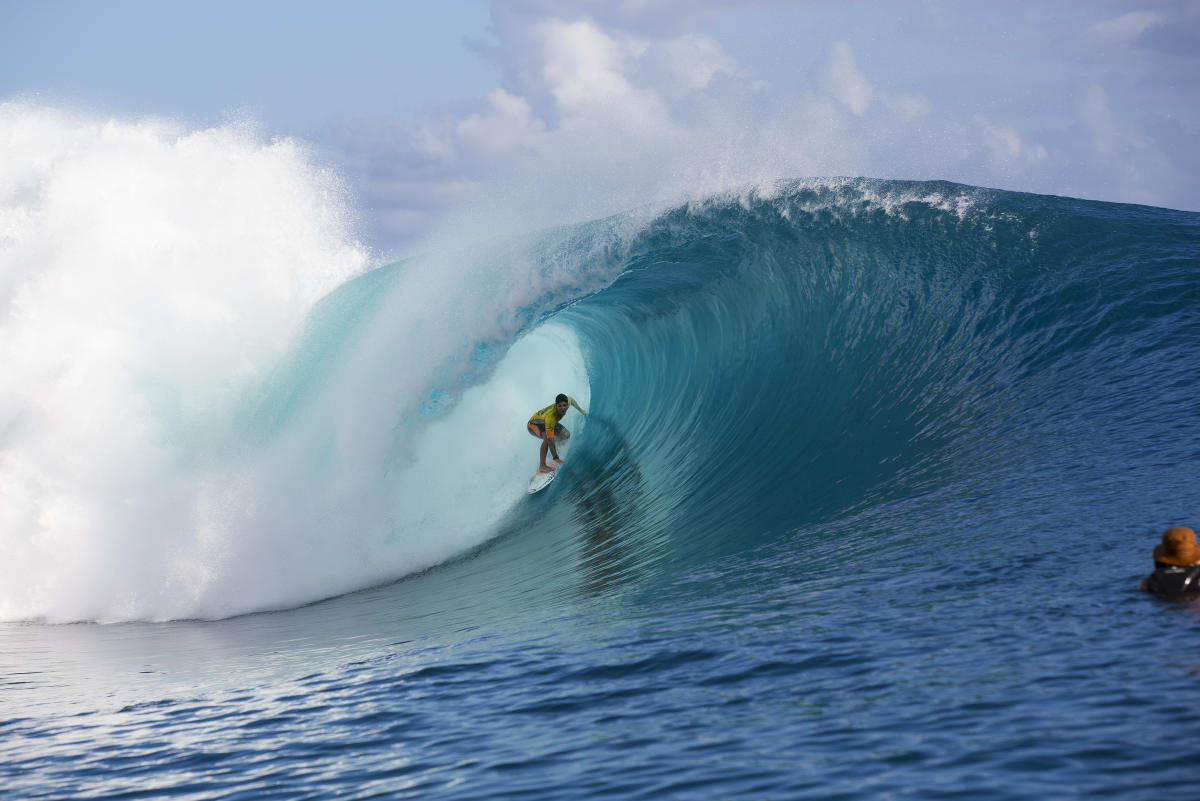 WSL Fantasy Surfer Guide for Tahiti - Gabby Medina