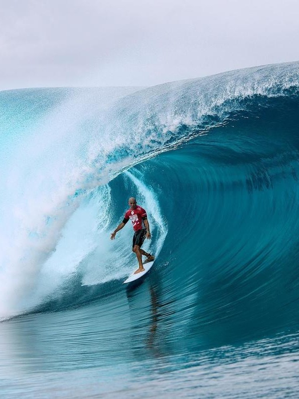 WSL Fantasy Surfer Guide for Tahiti - KellY Slater