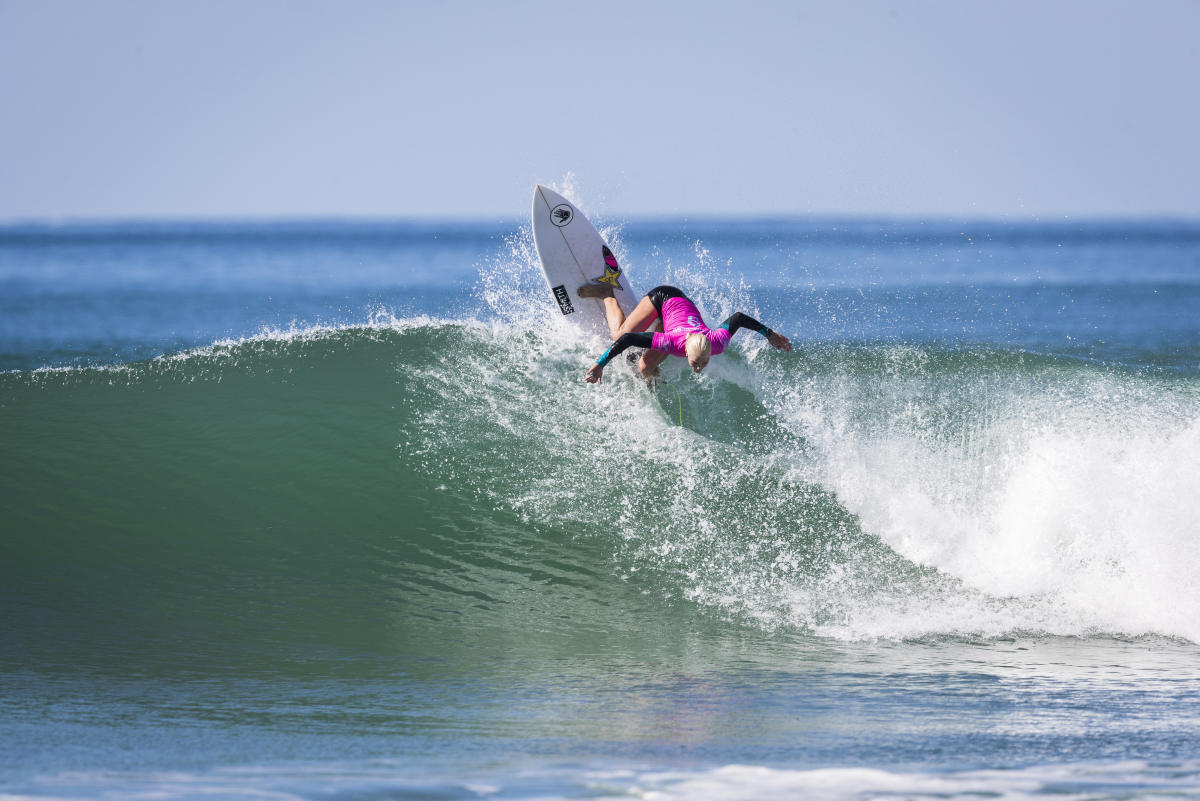 Womens WSL Fantasy Surfer - France