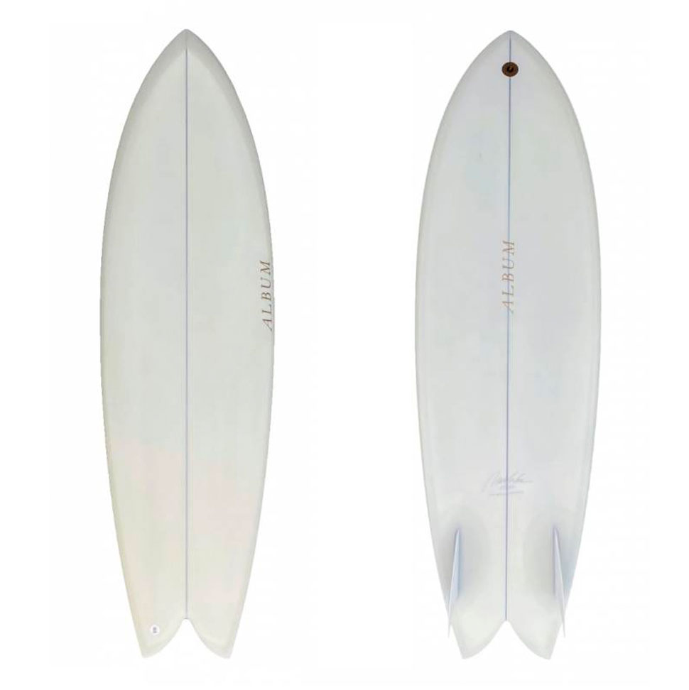 Twin Fins Buyers Guide - Album Sunstone