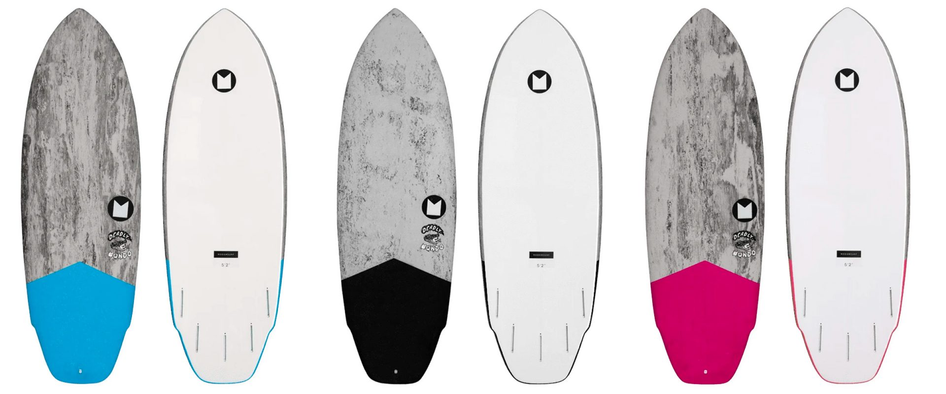 the best surfboards for kids - modom deadly mondo